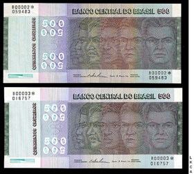 MORE ON REPLACEMENT BANKNOTES