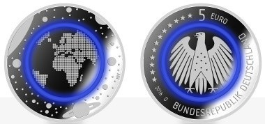 NEW ANTI-COUNTERFEITING COINAGE TECHNOLOGY DEBUTS