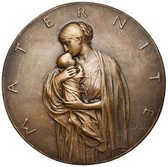 MEDALS FOR MOTHERS