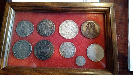 WAYNE'S NUMISMATIC DIARY: MAY 17, 2015