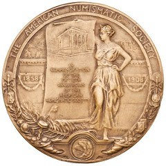 THE ARCHER M. HUNTINGTON MEDAL