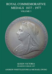 NEW BOOK: ROYAL COMMEMORATIVE MEDALS 1837-1977. V3