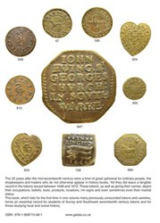 NEW BOOK: 17TH CENTURY TRADING TOKENS OF SURREY AND SOUTHWARK