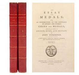 BALDWIN'S NUMISMATIC LITERATURE OFFERINGS: MAY, 2015