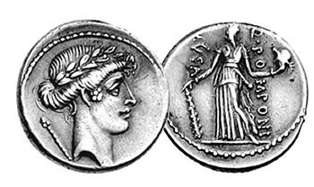 THE MUSES ON ANCIENT COINS