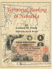 NEW BOOK: TERRITORIAL BANKING IN NEBRASKA