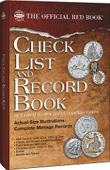 NEW BOOK: CHECK LIST OF UNITED STATES AND CANADIAN COINS
