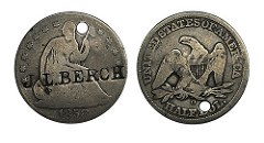 THOUGHTS ON THE J.L. BERCH COUNTERSTAMP