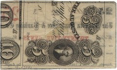 QUERY: GEORGIA CIVIL WAR OVERPRINTED SCRIP NOTES