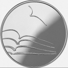 ON MUTED, PICTORIAL AND MINIMALIST COIN DESIGNS.