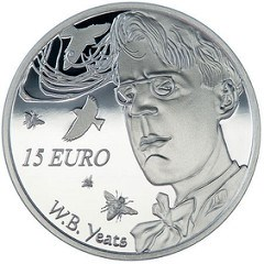 WILLIAM BUTLER YEATS COIN LAUNCH CEREMONY