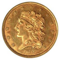 CHEVALIER'S COMMENTS ON U.S. GOLD COIN USAGE