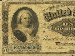 A WOMAN'S PORTRAIT PLANNED FOR U.S. $10 BILL