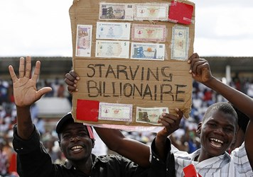 ZIMBABWE COMPLETING PHASING OUT OF ITS OLD CURRENCY