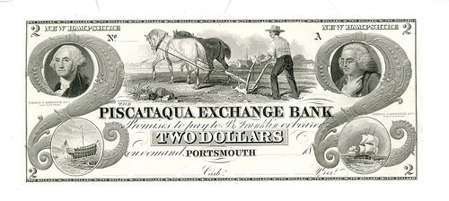 MORE FAMOUS NAMES ON OBSOLETE BANKNOTES