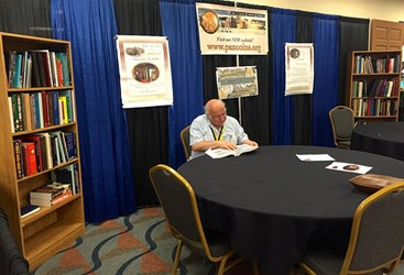 JOHN BURNS MEMORIAL REFERENCE LIBRARY AT 2015 ANA