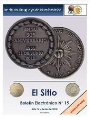 EL SITIO NO. 15 PUBLISHED