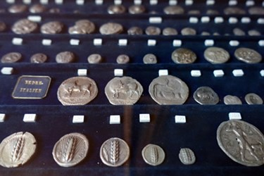 NUMISMATICS IN COPENHAGEN MUSEUMS