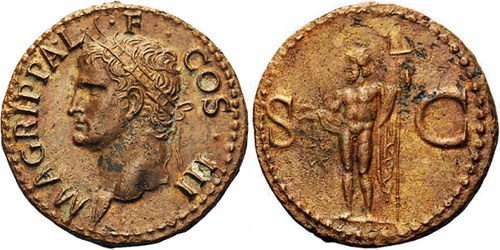 THE ELUSIVE UNTOUCHED ROMAN BRONZE COINS