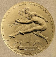 SCULPTOR AND MEDALLIST R. TAIT MCKENZIE