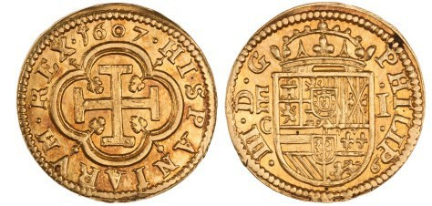 COINS IN DON QUIXOTE