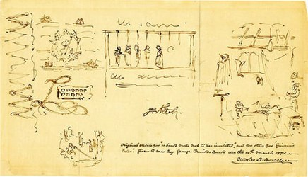 GEORGE CRUIKSHANK'S NOTES