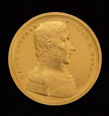 THE WILLIAM HENRY HARRISON CONGRESSIONAL GOLD MEDAL