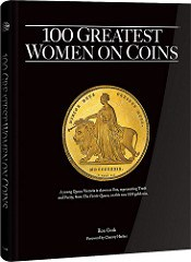 BOOK REVIEW: 100 GREATEST WOMEN ON COINS