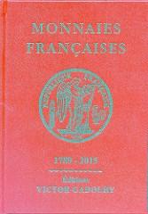 NEW BOOK: MONNAIES FRANÇAISES 1789-2015
