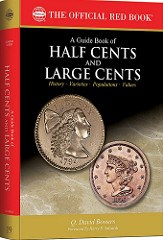 NEW BOOK: HALF CENTS AND LARGE CENTS