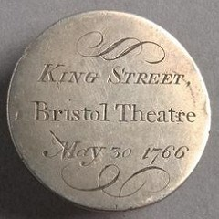 MORE ON THE BRISTOL OLD VIC 'GOLDEN TICKET' TOKEN