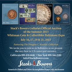 WAYNE'S NUMISMATIC DIARY: JULY 19, 2015