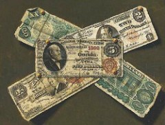 THE PAPER MONEY ART OF VICTOR DUBREUIL