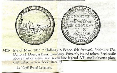 QUERY: ISLE OF MAN COINS PROVENANCE SOUGHT