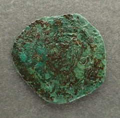 JAMESTOWN ARCHAEOLOGISTS FIND IRISH PENNIES