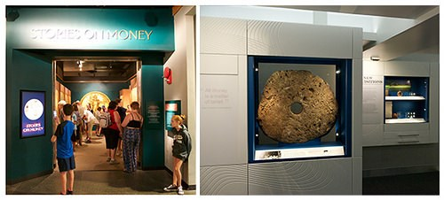 SMITHSONIAN OPENS NEW NUMISMATIC EXHIBIT