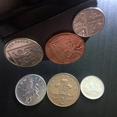 WHY ARE SOME UK COINS MAGNETIC?