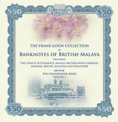 NEW BOOK: BANKNOTES OF BRITISH MALAYA