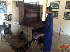 THE FIRST MONEY-PRINTING FACTORY IN VIETNAM