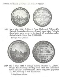 ISLE OF MAN COINS PROVENANCE FOUND