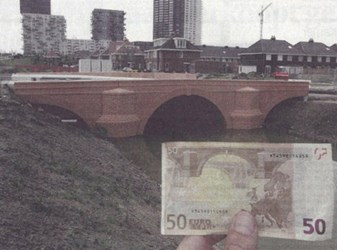 MORE ON FICTIONAL BRIDGES ON EURO BANKNOTES