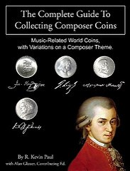 BOOK REVIEW: GUIDE TO COLLECTING COMPOSER COINS