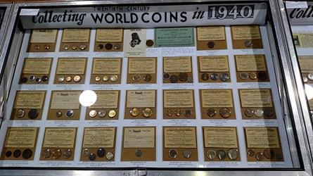 WAYNE'S NUMISMATIC DIARY: AUGUST 16, 2015