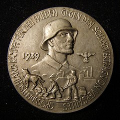 ANTI-SEMITIC BIGOTRY ON HISTORICAL MEDALS