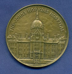 JOHNS HOPKINS MEDALS