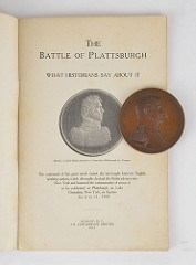 MACOMB BATTLE OF PLATTSBURGH GOLD MEDAL OFFERED