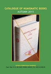 SIATRAS AUTUMN 2015 NUMISMATIC LITERATURE CATALOG