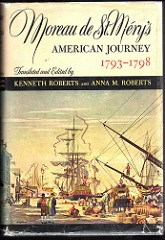 BOOK REVIEW: MOREAU DE ST. MÉRY'S AMERICAN JOURNEY