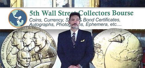 COIN DESIGNER JOEL ISKOWITZ TO SPEAK AT NYC SHOW