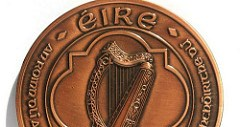 IRELAND'S MEDAL GIVEN TO EU MINISTERS